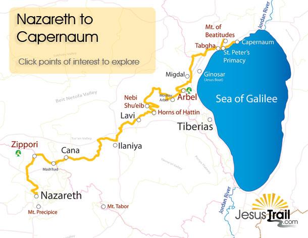 Nazareth-Capernaum